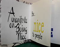 A Manifesto on Being Nice