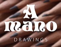 A mano - drawings