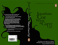 Book Covers for Jonathan Coe's 'What A Carve Up!'