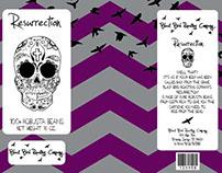 Black Bird Roasting Company-Coffe Bag Project