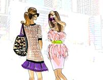 New York Fashion Week SS15