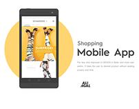 Shopping App (Concept)