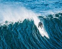 Surf Magazine Layout
