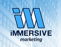 Immersive Marketing Logo