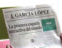 Funeraria García López