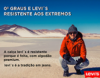 LEVI'S CONCEPTUAL ADVERTISING
