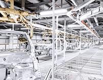 Christoffer Rudquist - Nissan's mega factory