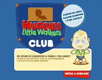 Huggies - Little Walkers Jeans Facebook App