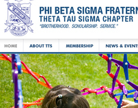 Phi Beta Sigma Fraternity - Theta Tau Sigma Chapter
