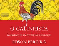 Capa do livro O Galinhista