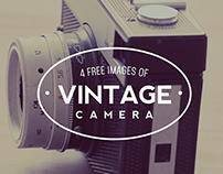 Free Vintage Camera Photos