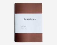 Pangrama n.zero (2011)