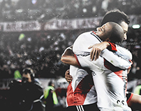 River Plate 2014 Retouching