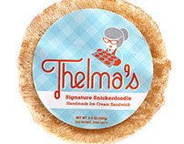 Thelma's Packaging and Web