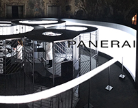 PANERAI Slice of Time Salone del Mobile Milano