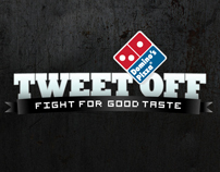 Domino's Pizza Tweet Off