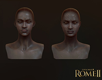 Total War : Rome II - Daughters of Mars