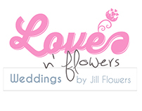 Love N Flowers logo design