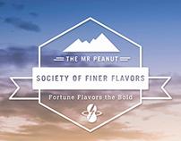 Mr. Peanut Society of Finer Flavors