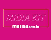 Midia Kit - Marisa.com.br
