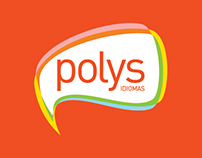 Naming e Identidade Visual - Polys Idiomas