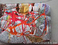 Collaborative, co-created artworks-2013 - Neha & Jose..