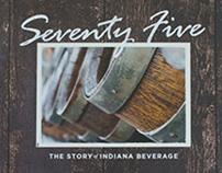 Indiana Beverage 75th Anniversary Book