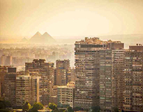 Egypt Bird's Eye