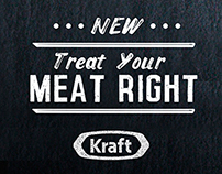 Kraft Barbecue: Treat Your Meat Right