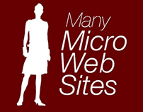 Many Micro Web Sites