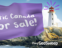 GeoSweep Lottery Promotion