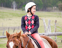 Fathers Day Horse Riding 2014