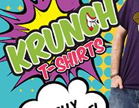 T-shirt Web Banner