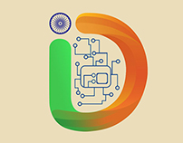 Digital India Logo Submissions - 2014