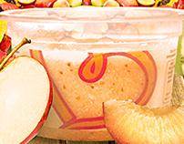 Lançamento Papinha de Frutas
