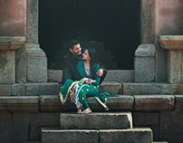 Pre-Wedding Shoot - Tanya & Ankit