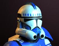 Clone Trooper Attack!