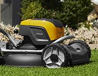 STIGA 500 Series - Lawn Mower PowerHead