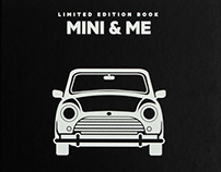 Mini and Me (comic in limited edition book)