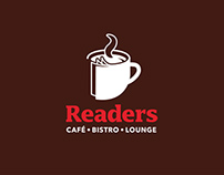 Readers Cafe - Branding