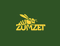 Zumzet Honey - Branding
