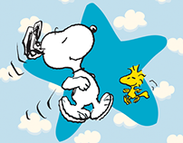 Cevahir- Snoopy ile Selfie