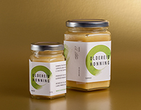 Oldereid honning