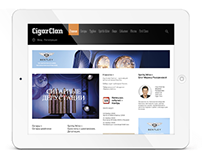 Cigar Clan Website
