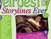 10 Weirdest Storylines Ever