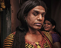 South Indian Transgender Women