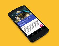 TicketEasy Android App