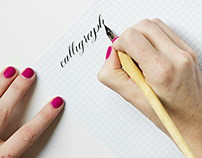 Choose A Right Caligrapher for Indian Wedding Cards