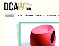 DCAW 2011 Alicante Creativity Design Weekend