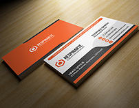 Corporate Business Card - RA56